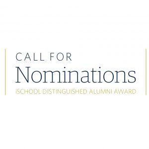 Nominations open for UBC iSchool Distinguished Alumni Award