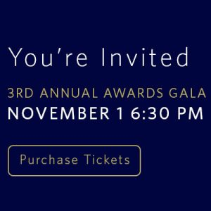 3rd annual awards gala
