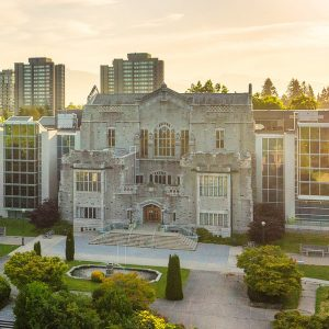 UBC iSchool ranks first in the world for library and information management for the second consecutive year