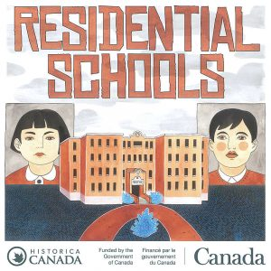 'Residential Schools' podcast series